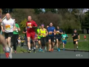 Liam Mulready in Spar Run